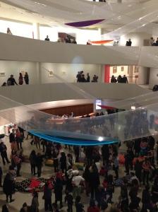 Guggenheim's 'Gutai Splendid Playground'